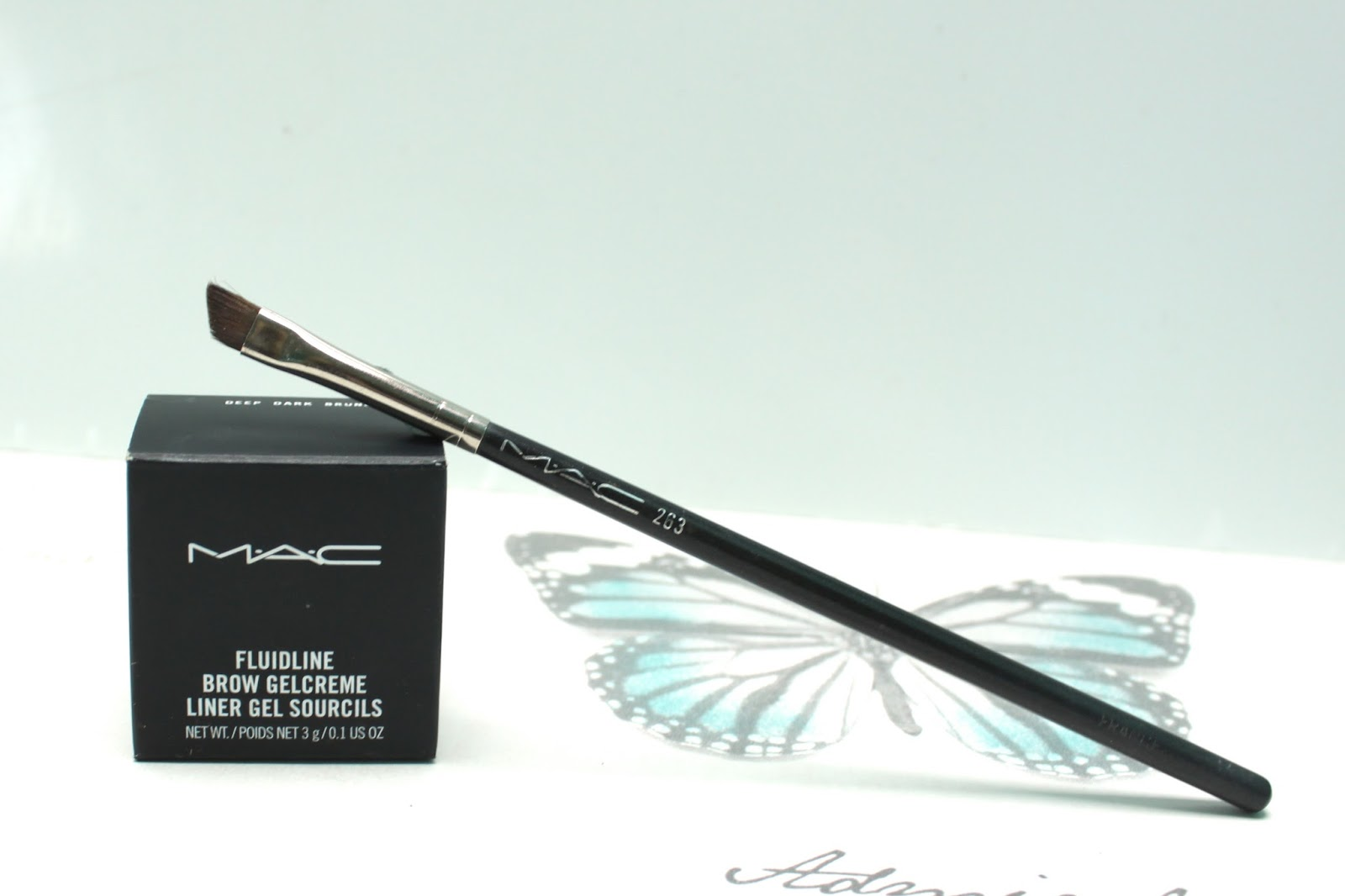 The Best Brow Product for Strong Brows - Mac Fluidline Brow Gelcreme
