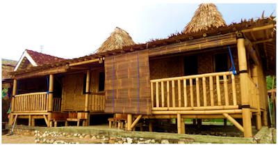 Bamboo Sadranan