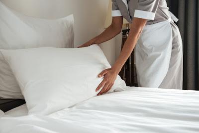 Servicio de habitaciones hotel vík