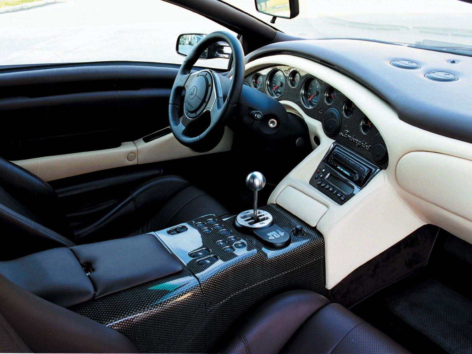 Lamborghini Sv Diablo Se35 Only 9 Cars In The World
