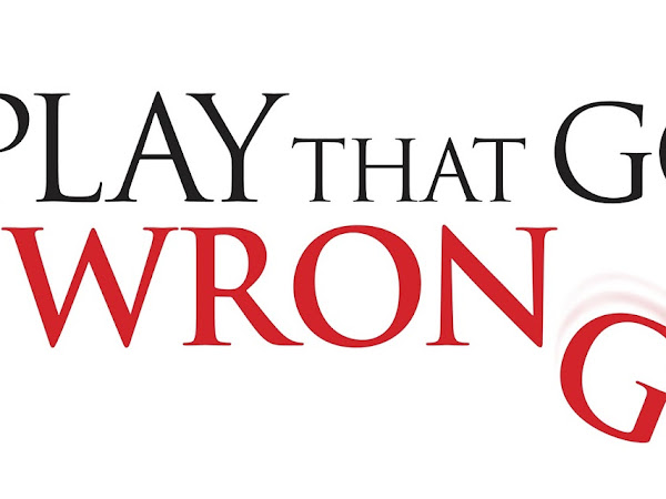 Coming to Detroit: The Play That Goes Wrong