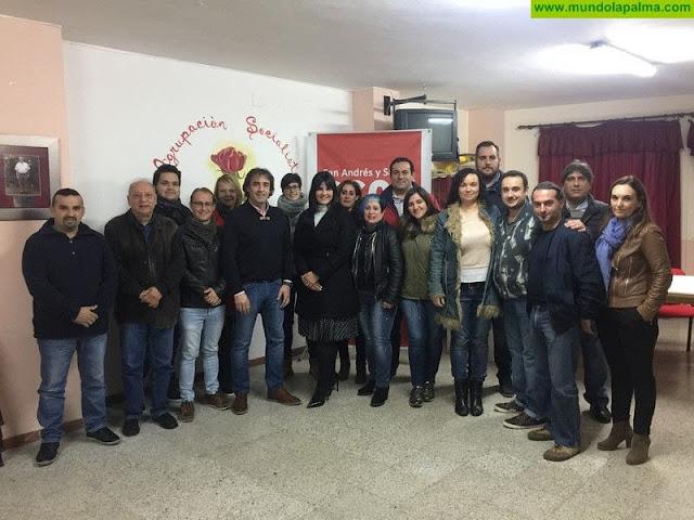 Amanda Rodríguez Martín del PSOE en San Andrés y Sauces