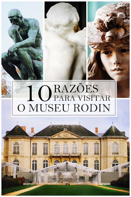 Drawing Dreaming - 10 razões para visitar o Museu Rodin em Paris