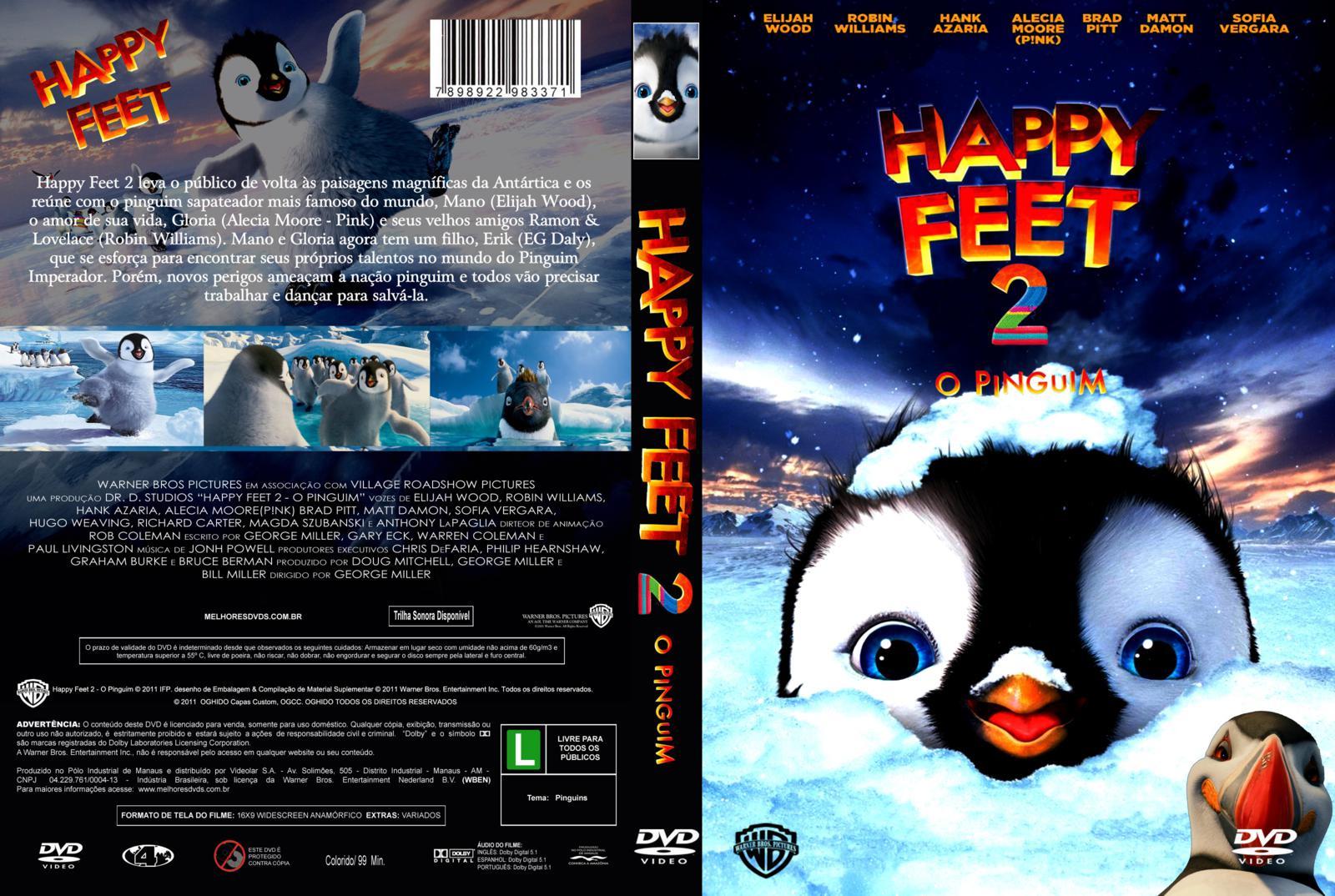 happy feet 2 o pinguim dublado avi