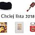 Chciej lista 2018