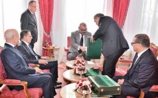 الملك محمد السادس يعفي مجموعة من الوزراء والمسؤولين الكبار