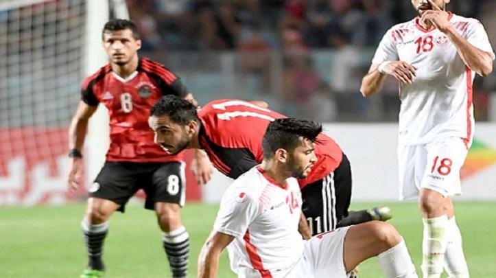 مشاهدة مباراة مصر وتونس مباشر اليوم الجمعه 16 11 2018 يلا