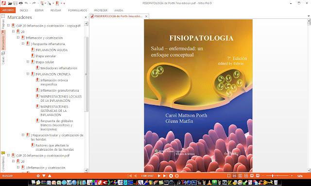 fisiopatologia porth 7 edicion pdf descargar