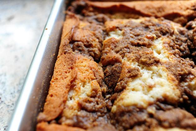 Pioneer Woman Rhubarb Coffee Cake