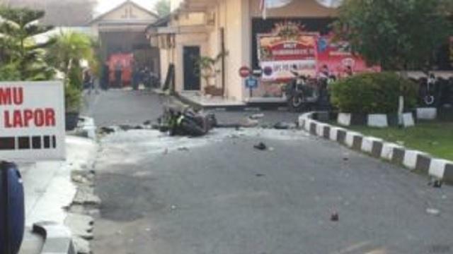 Indonesia Sekali Lagi Digegarkan Dengan Letupan Bom