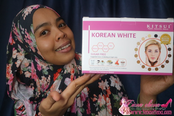 Review Kitsui Korean white