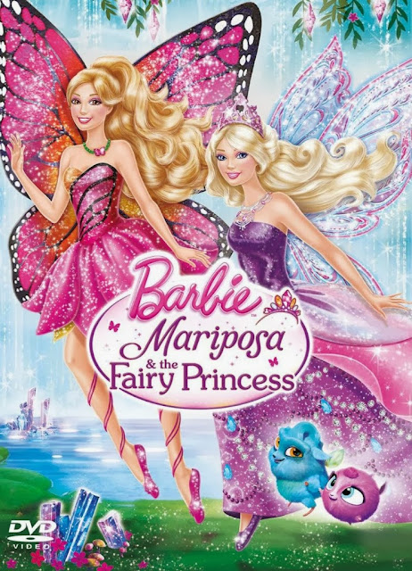 Barbie Mariposa and the Fairy Princess (2013) Movie Full Watch Online