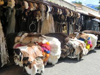 Pieles Targ Pod Gubałówka, mercado de Zakopane