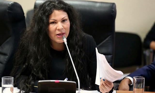 Yesenia Ponce: Recomiendan abrir investigación en comisión de ética delcongreso