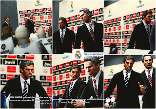 Press Conference Room Real Madrid