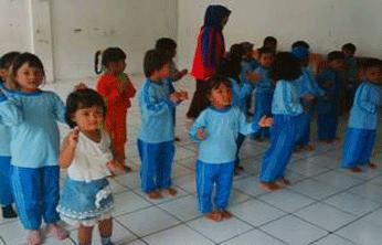 Kerangka Dasar Kurikulum Pendidikan Usia Dini (PAUD)