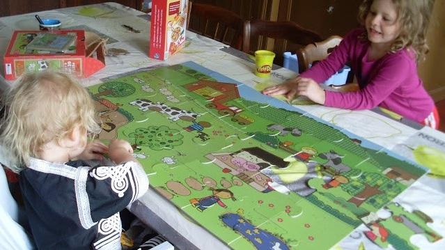 jouer aux puzzles