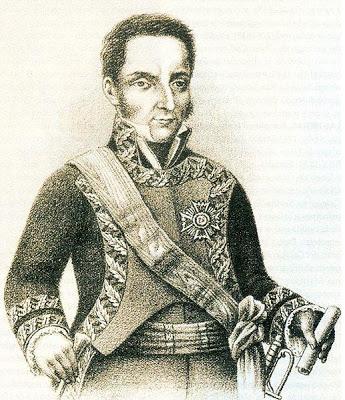 Imagen del Virrey José de la Serna para niños