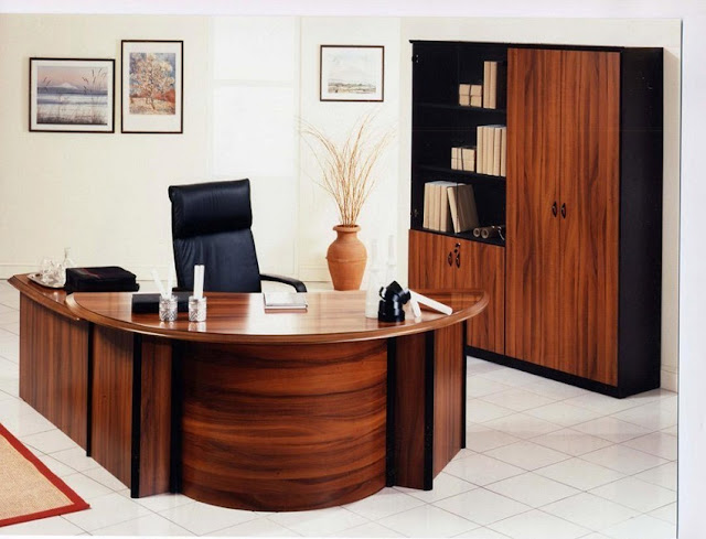 best wood executive home office furniture Calgary for sale