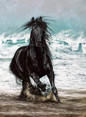 caballos-corriendo-al-oleo