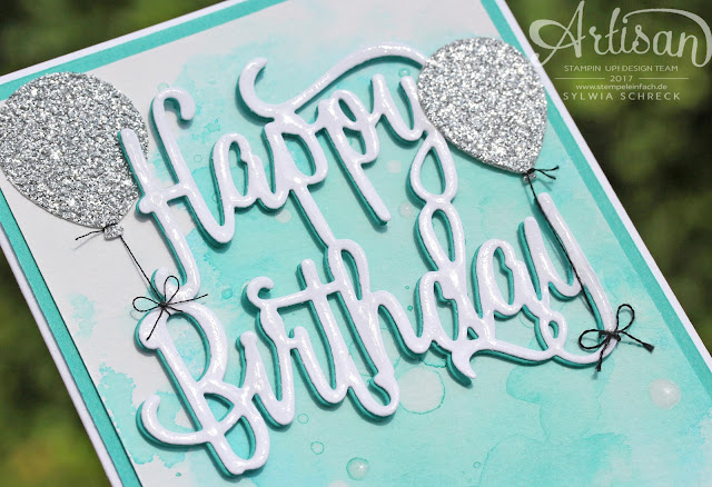 Happy Birthday-Stampin Up!