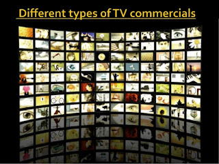 Different types of Television Commercials