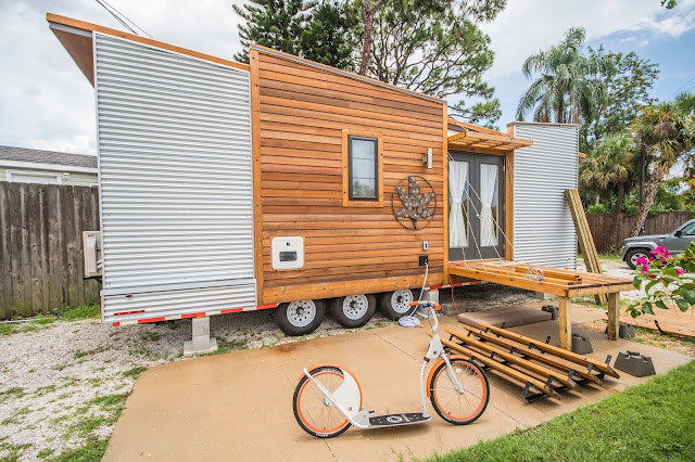 Dragonfly Tiny House Siesta