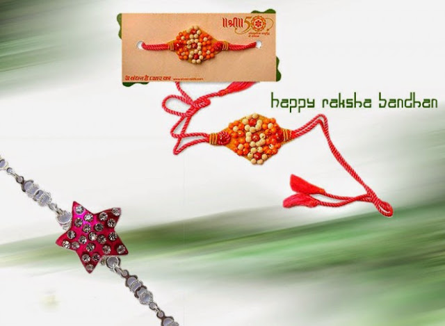 Raksha bandhan 2017 Fency Threads Cliparts Gif Pictures 3D Animated Images