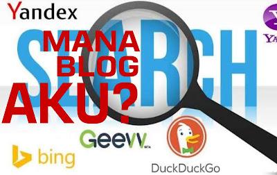 dimana blog saya?