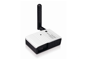 Membuat Printer BIasa Menjadi Printer Wireless dengan Wireless Print Server : TL-WPS510U