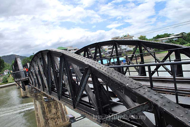 Photo of River Kwai Bridge