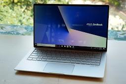 Spesifikasi Asus ZenBook Terbaru - ZenBook 13, 14, dan 15