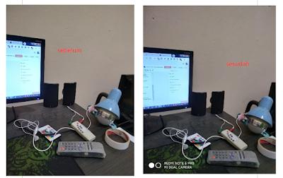 Cara Menampilkan Watermark Langsung Dihasil Foto Kamera HP Xiaomi