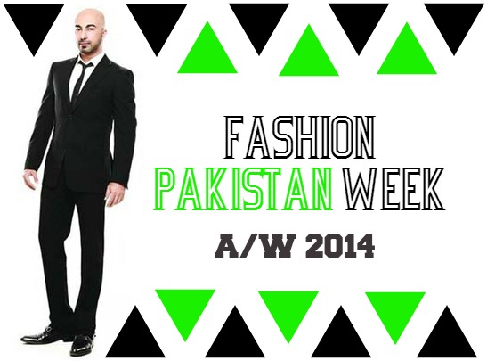 Fashion Pakistan Week A/W 2014