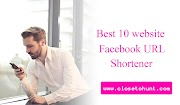 The Best facebook url shortener Website | closetohunt.com