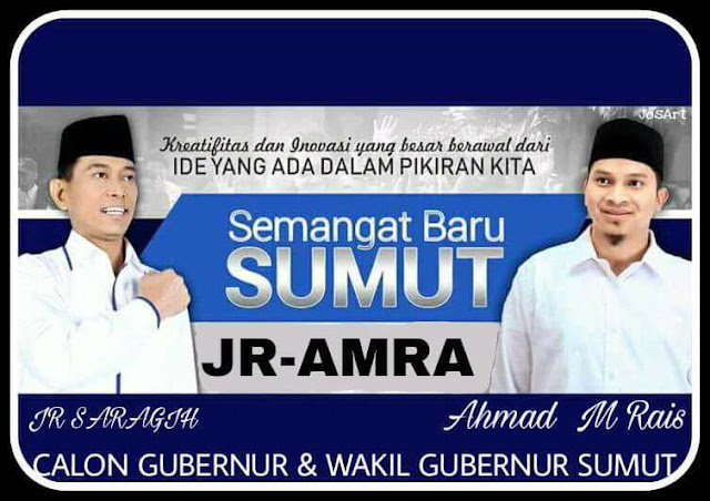 JR Saragih Gandeng Putra Amien Rais di Pilkada Sumut 2018