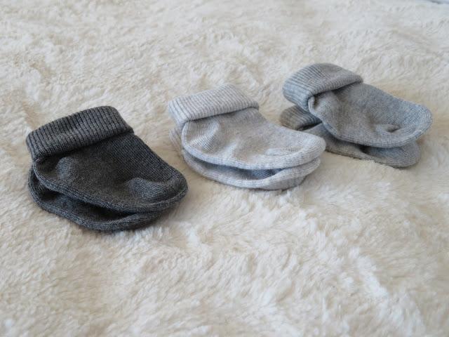 vauvanvaatteet sukat H&M