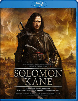 Solomon Kane 2009 Eng BRRip 480p 300mb ESub