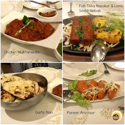 Food menu at Gaylord Indian Restaurant Hongkong- Natural Beauty And Makeup
