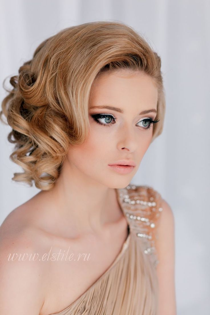 Formal Short Hairstyles For Christmas The Haircut Web