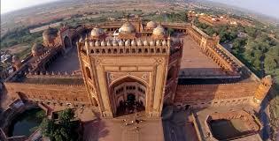 फतेहपुर सीकरी दुनिया का सबसे महंगा शहर था ,आज वीरान है क्यों -Fatehpur Sikri was the most expensive city in the world, today deserted why -