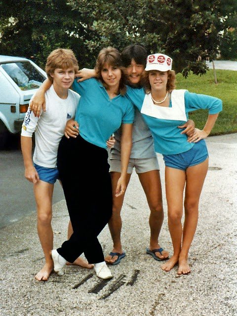 Vintage Everyday Pictures Of Teenagers Of The 1980S-1522
