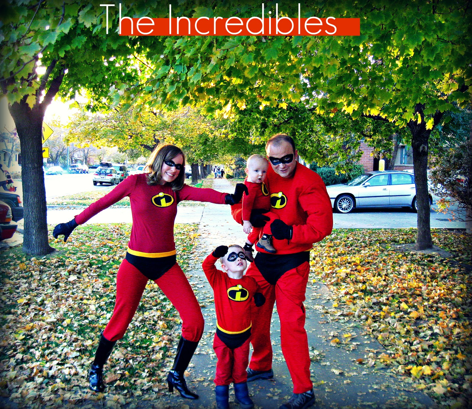 Cute Halloween Costume Ideas For Family Of 4.Handmade Costumes Diy Incredibles Costume Tutorial For The