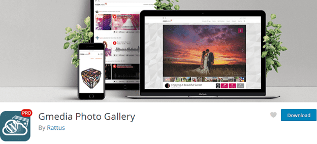 Gmedia Photo Gallery WordPress Plugin