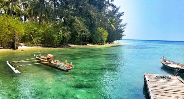 Pulau Sangiang Banten