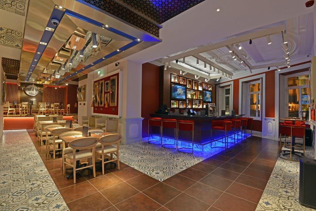 Hard Rock Cafe Porto