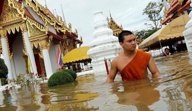Banjir Landa 10 Wilayah di Myanmar, 11 Orang Tewas ...