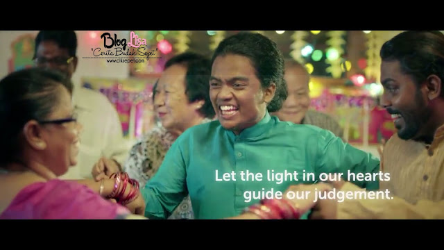 Iklan Deepavali Petronas 2016 Menyentuh Hati