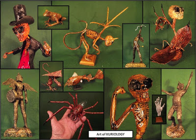 Kuriology creations on eBay