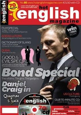 Hot English Magazine - Number 85
